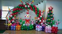 Dekorasi Balon, balon dekorasi