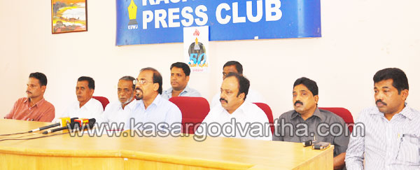 INL, Press meet, Kerala, Kasaragod, UDF, KSRTC, Abdul Vahab, K.A. Rahoof, Media Worker, Malayalam News, Kerala Vartha.