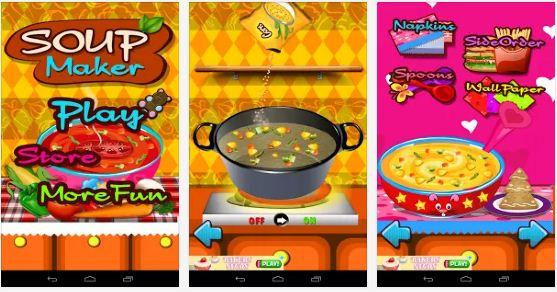 Game Memasak Android untuk Anak Perempuan Gratis Download di Tablet ...