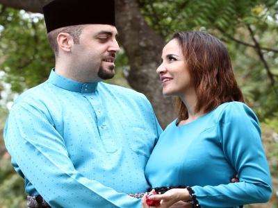 Malaysia, Berita, Gossip, Selebriti, Artis Malaysia, Betty, yakin, suami, suka, laksa, Johor