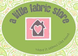 A Little Fabric Store