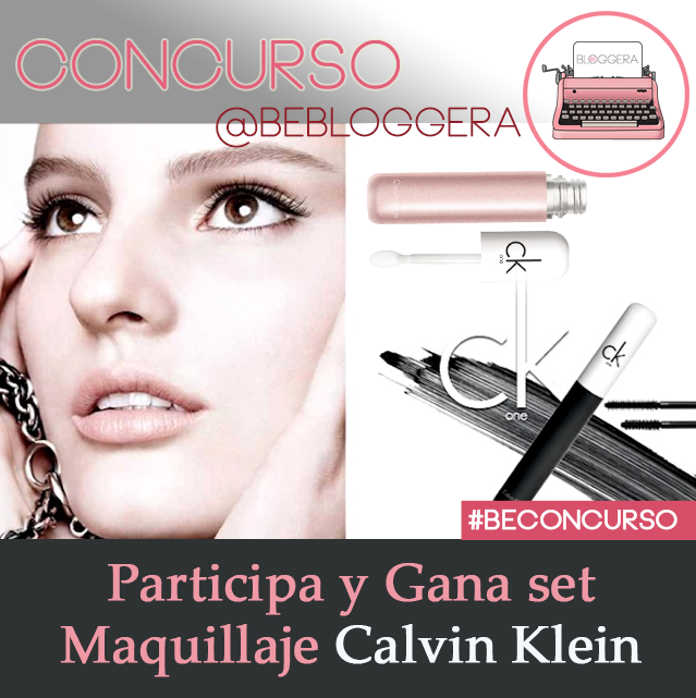 Gana un set de maquillaje #CK One Color