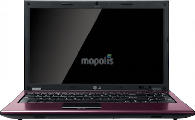 LG A520-T.AE31G notebook
