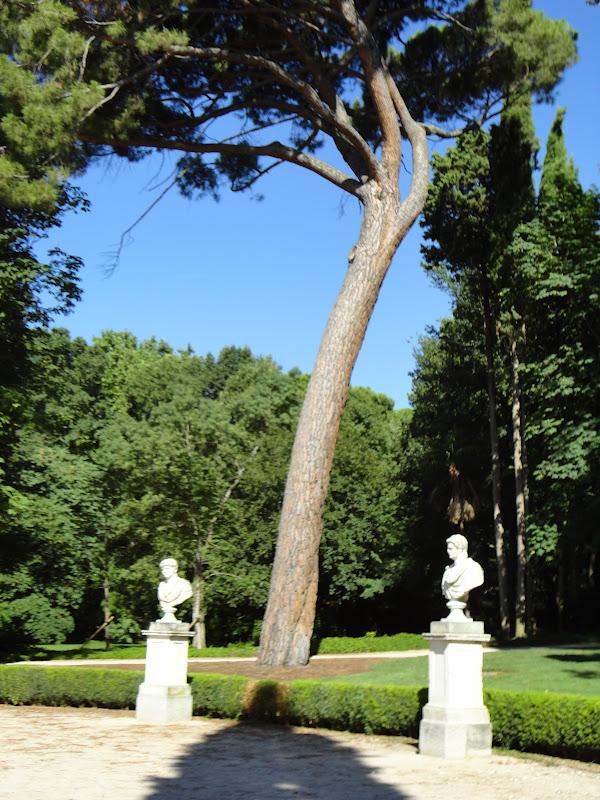ciel bleu de castille parc quot el capricho quot le caprice alameda de osuna madrid