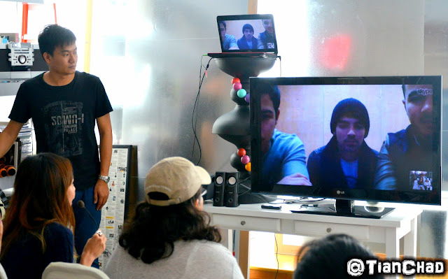 Jonas Brothers Live In Malaysia 2012 Video conference