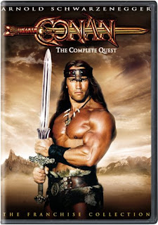 Anh Hùng Barbarian - Conan The Barbarian