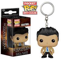 Castiel Pop! Keychain