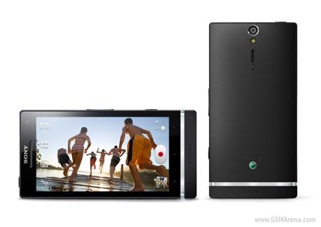 Sony Xperia S, HP Canggih Kamera 12 MP Dual Core