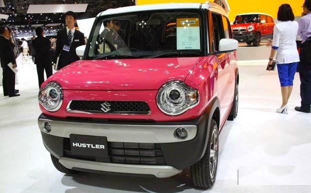 Suzuki Hustler Akan Bertamu di IIMS 2014