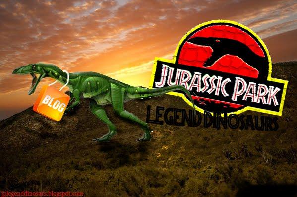 Jurassic Park Legend Dinosaurs