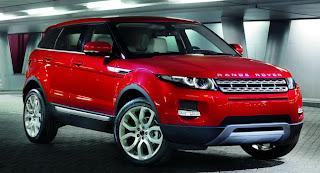 Range Rover Evoque Wallpapers