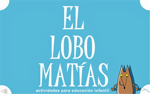NOS ENCANTA JUGAR CON EL LOBO MATÍAS