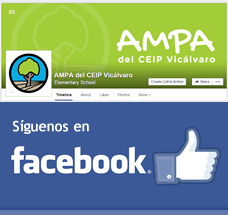 El AMPA en Facebook