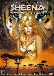 Filme Sheena A Rainha das Selvas Dublado AVI DVDRip