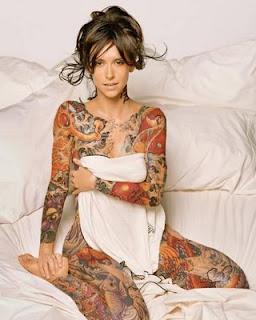Best Tattoos On Girls