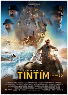 tt As Aventuras de Tintim   BDRip AVI Dual Áudio + RMVB Dublado