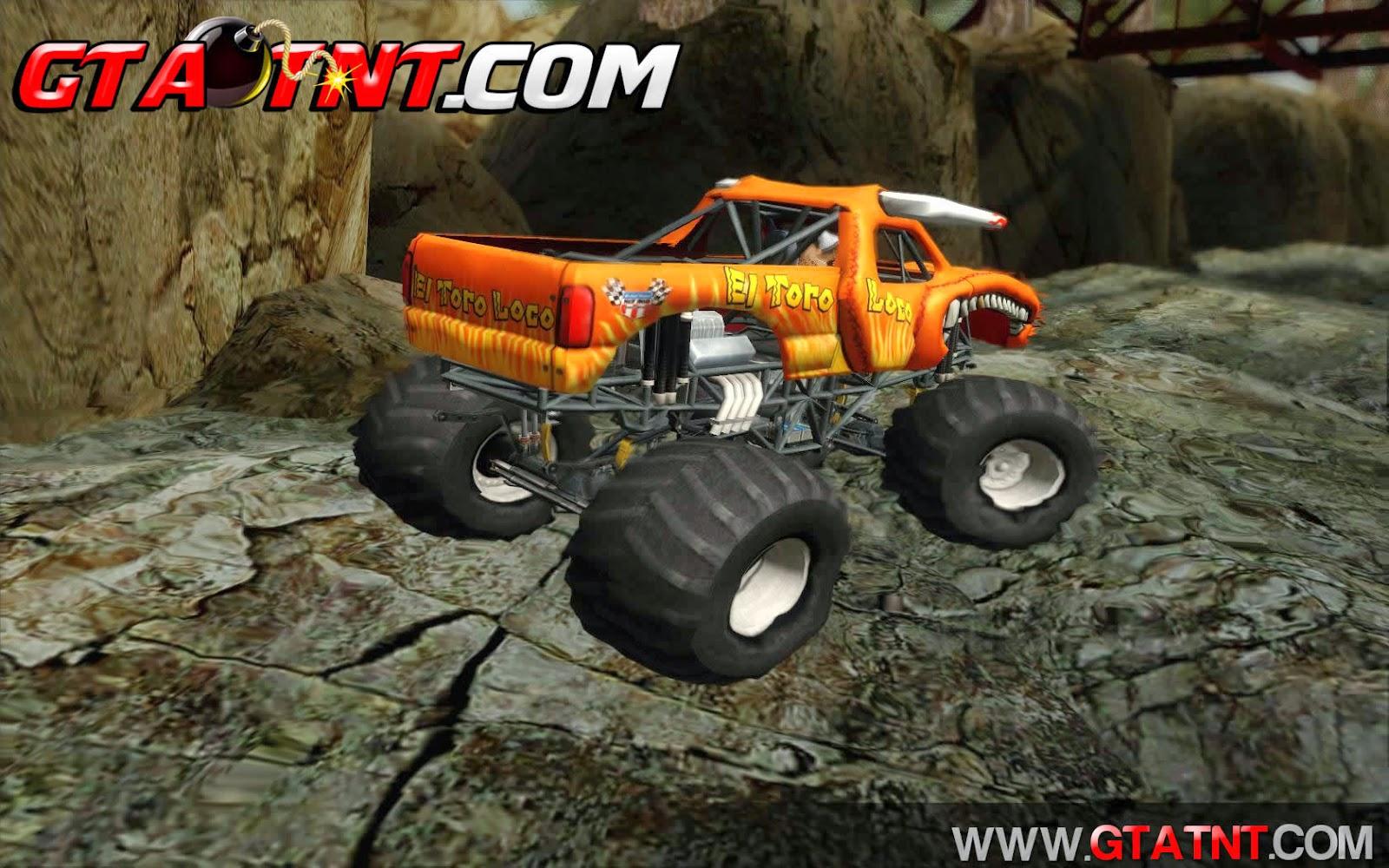 Trilha de Off-Road para GTA San Andreas