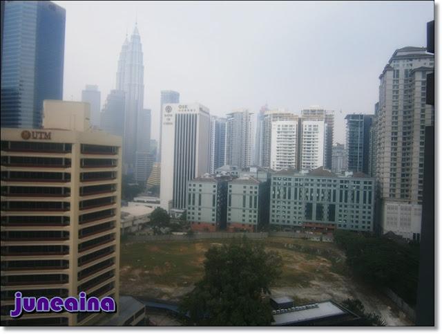 Jerebu Di Kuala Lumpur