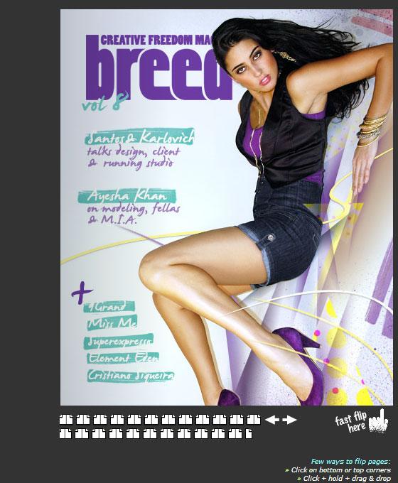 BREED Magazine