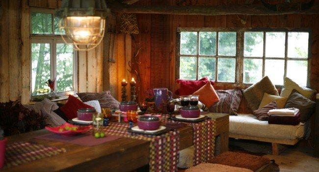 Qual o seu estilo de decora o ap em decora o - Colores rusticos para interiores casas ...