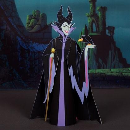 Disney Maleficent 2014 Dolls Disney Maleficent Pape...