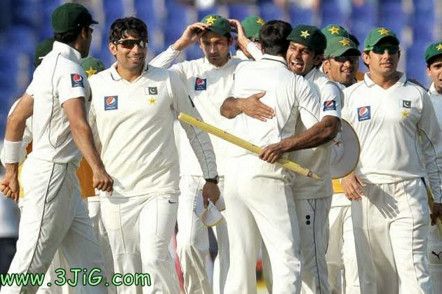 Pakistan vs SriLanka 1st Test Match Video Highlights 2013, 2014
