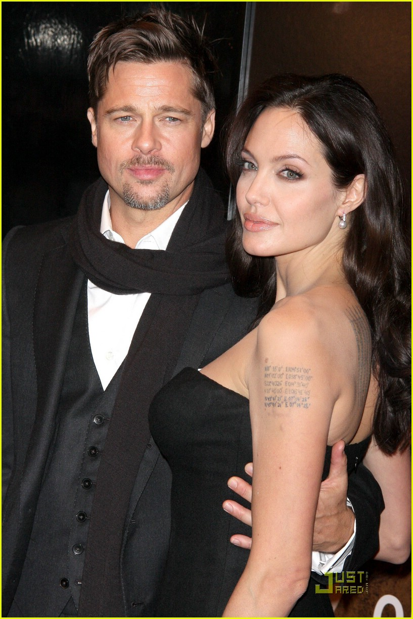 Fashion & Make Up: Brad Pitt and Angelina Jolie have ... Brad Pitts Facebook