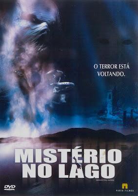 Mistério No Lago - DVDRip Dublado