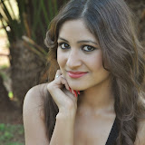 Prabhjeeth Kaur Hot Photo Gallery in Short Dress at Intelligent Idiot Movie Logo Launch 11