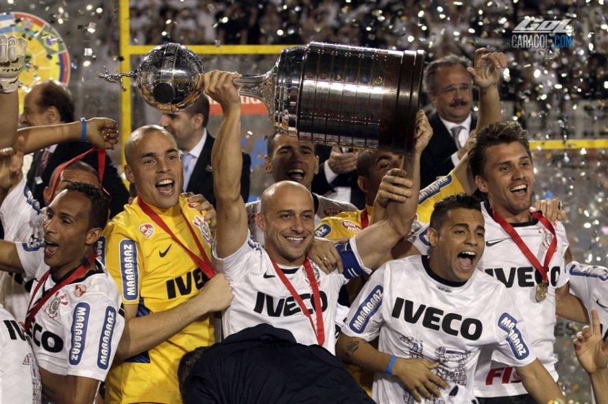 Corinthians, campeón Copa Libertadores