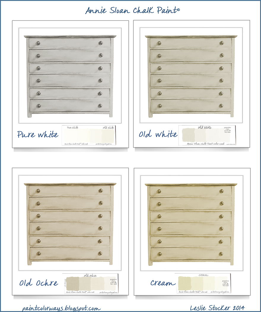 Colorways: Paris Grey Chest of Drawers