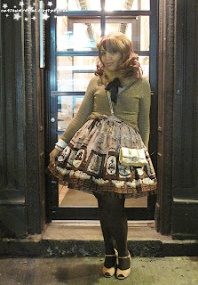 new york,nyc,ild,international lolita day,new york international lolita day,lolita,lolita fashion,the dove parlour,angelic pretty,pink,musee du chocolat,musee du chocolat switch jumper skirt,ap,