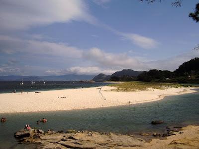 Islas Cies Galicia