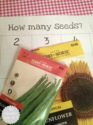 Tiny Seed by Eric Carle Activity