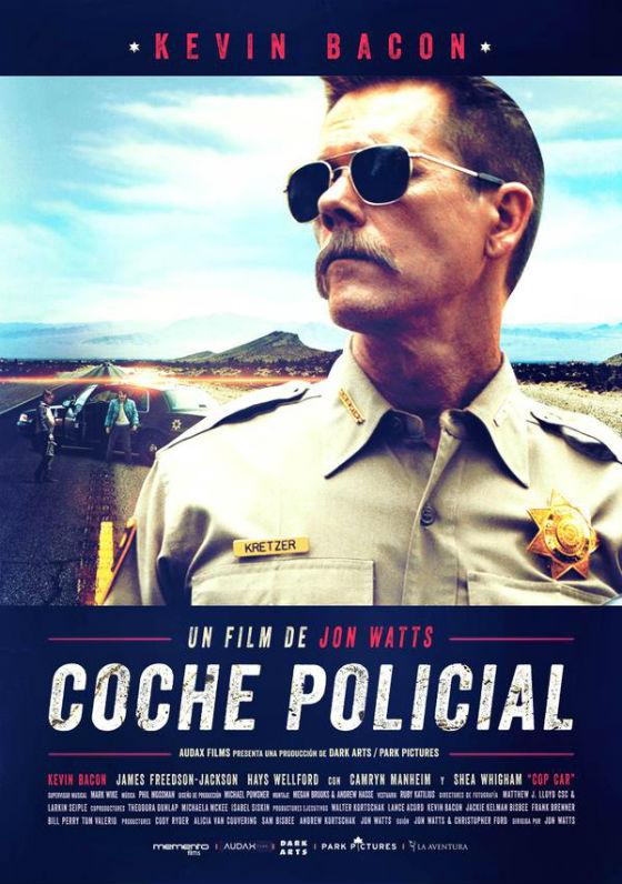 Coche Policial (Cop Car) (2015)