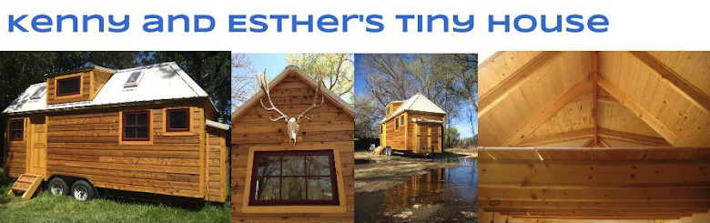 kenny and esthers tiny house