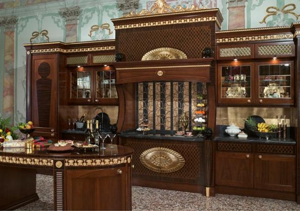 Decora y disena hermosas cocinas de lujo italianas for Cocinas de lujo