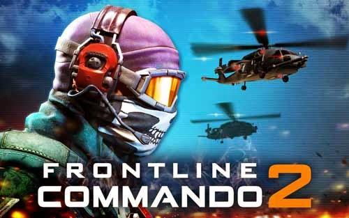 Frontline Comando HD 2