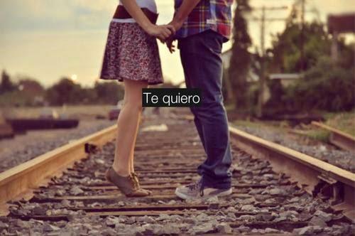 te quiero via del tren