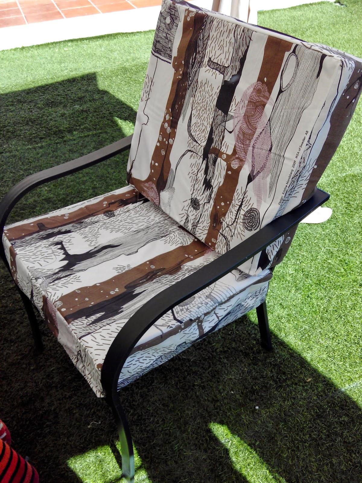 Lamoiss fundas para los sillones del jard n for Sillones de jardin