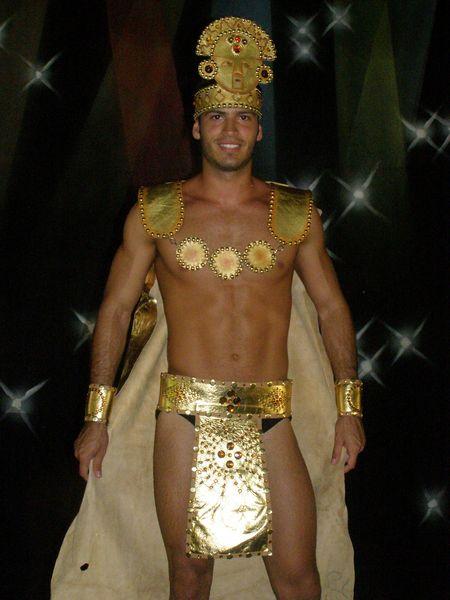 Brazil National Clothing Men