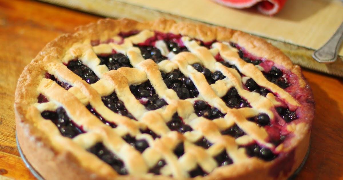 Как сделать пирог из смородины 203