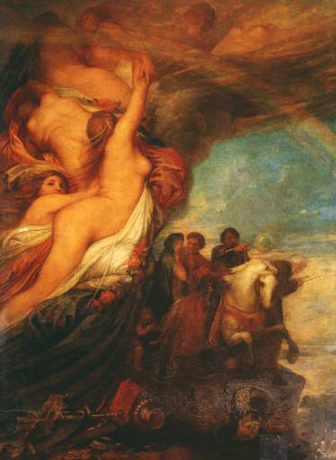 george frederick watts illusions life