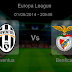Pronostic Juventus - Benfica : Europa League