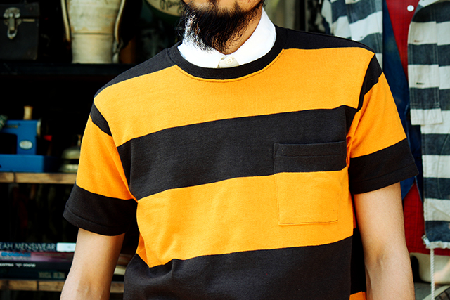 "Fabrices ""Big Border T-shirt"" size S 12,960yen"