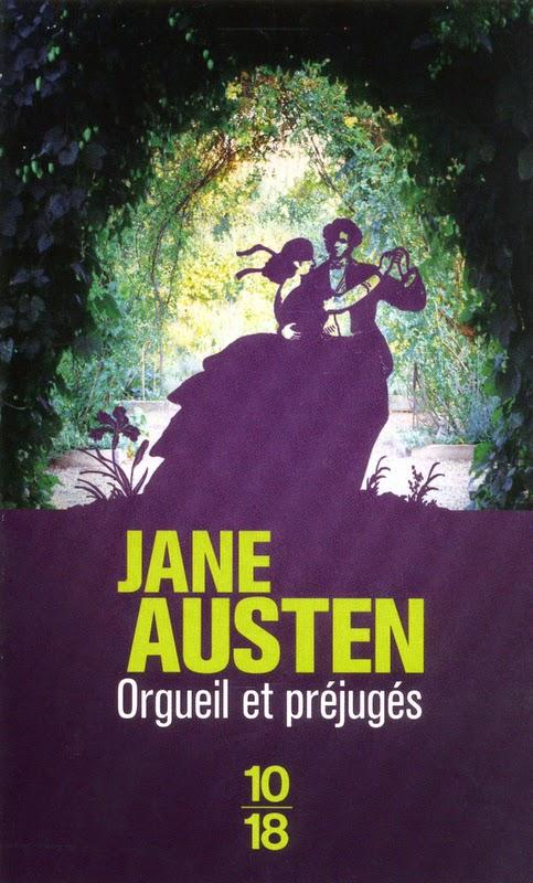 littérature classique anglaise orgueil et préjugés jane austen
