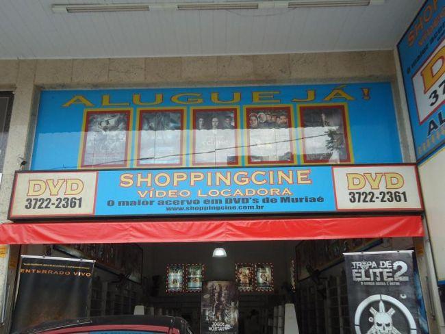 Shopping Cine Video Locadora e Informática