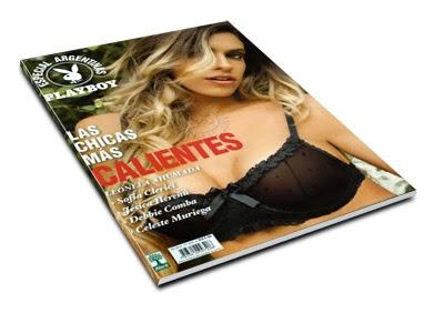 Revista Playboy : Especial Argentinas – Junho de 2014