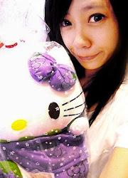 Hello kitty 是我童年回忆 (: