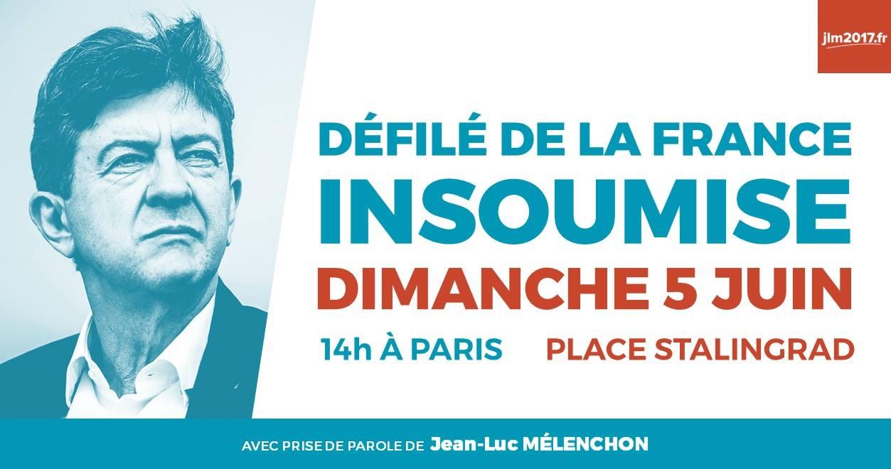 La vidéo du 5 juin à Paris